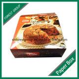 Wegwerfpappsüßigkeit-Kuchen-verpackender Papierkasten