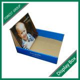 Flachgehäuse-gewellter Bildschirmanzeige-Papierkasten-Großverkauf