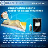 Caoutchouc de silicones de moulage de liquide de RTV 2 pour le plafond de plâtre