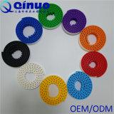 Les silicones Legos enregistrent des boucles sur bande de Nimuno construisant des jouets