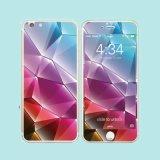 Vidrio Tempered colorido de la alta calidad protector de la pantalla de ambas caras para el más de iPhone6/6s en existencias