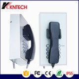 Acero inoxidable estándar de la industria de teléfono robusto teléfono de emergencia Knzd-05