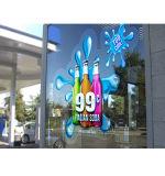 Aangepaste Sticker die PromotieSticker voor Reclame afdrukken