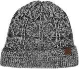 Le bel chapeau de Beanie tricoté de chapeau du coton 2016 par hiver avec le travail manuel