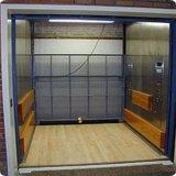 수용량 2000kg와 운임 엘리베이터를 위한 속도 0.5m/S 좋은 품질