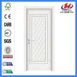 Дверная рама PVC Jhk-P12 с водоустойчивыми дверями складчатости дверей PVC пластичными