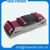 Образец регулируемого пояса багажа Crisscross полиэфира свободно