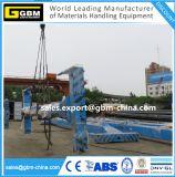 Halbautomatische örtlich festgelegter Rahmen-Behälter-Spreizer ISO-20FT