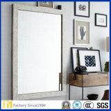 Kundenspezifische Qualität InnenFrameless Wand-Spiegel für Hauptdekoration