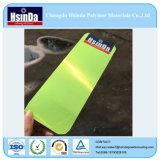 Покрытие порошка прозрачной конфеты дневное зеленое ясное