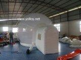 De duidelijke Tent van het Gazon van de Bel Opblaasbare voor het Kamperen