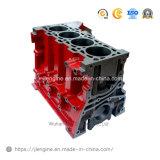 Banco del motore dell'OEM 5261257 5334639 Foton del blocco cilindri del corpo Isf2.8 del motore