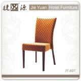 Cadeira de madeira da grão do quarto de hotel que janta a cadeira (JY-A07)