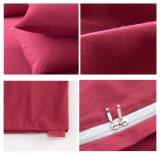 만들 에서 중국 최고 질 폴리에스테 침대 시트 침대 덮개 침구 세트
