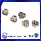 Precisie CNC die het Geanodiseerde Toestel van de Pignon van het Aluminium draait