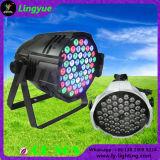 54X3w RGBW Konzert NENNWERT 64 LED Stadiums-Beleuchtung