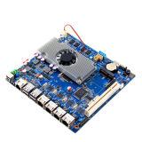 Гнездо Intel Ultrain врезало материнскую плату с 4*RJ45, 2*COM, Миниым-Pcie