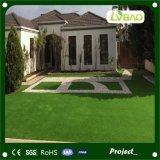 반대로 UV 훈장 정원과 홈 합성 인공적인 잔디