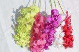 가정 결혼식 훈장을%s 가짜 꽃이 실크 인공적인 난초에 의하여 꽃이 핀다