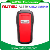 de Hulpmiddelen van het Aftasten Obdii van 10PCS Autel Autolink Al519 voor Al OBD2 Kenmerkend Hulpmiddel van Auto's Al519