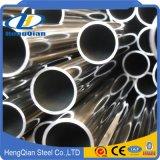 Tubo inconsútil decorativo ASTM 201 del acero inoxidable del tubo
