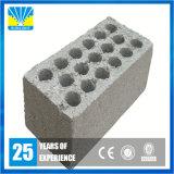 Aufbau Materil Kleber-Höhlung-Block, der Maschinerie herstellt