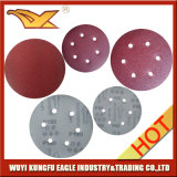 Disco di smeriglitatura del Velcro di alta qualità (4.5 pollici)