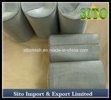 Filtro de engranzamento do fio do aço inoxidável/filtro do cartucho
