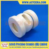 Alto desgaste - ce-Tzp resistente/vávula de bola de cerámica estabilizada cerio del Zirconia
