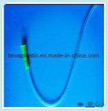 Le meilleur produit de vente d'hôpital du cathéter transparent d'estomac de PVC avec l'extrémité ronde atraumatique
