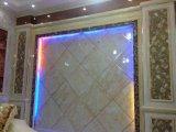 Extrusora Plástica da Produção da Folha de Mármore Artificial do PVC Que Faz a Linha da Maquinaria