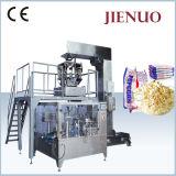 Drehtyp Mikrowellen-Popcorn-Popcorn und Sahne-Verpackungsmaschine