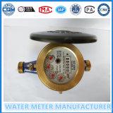 Mètre d'eau multi de gicleur avec le couvercle protecteur en plastique