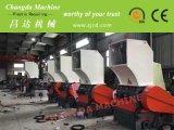Triturador do plástico de cinco rotores