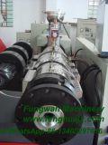 Wir geben konische Doppelschrauben-Plastikstrangpresßling-Maschine an