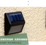 LED solar que enciende la luz solar al aire libre de múltiples funciones del LED