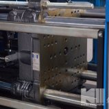 A garrafa de água plástica do preço de fábrica pré-forma a máquina da modelação por injeção