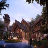 Jingxingu Resindential Architecturale Teruggevende project-2