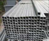 Tubo de acero cuadrado galvanizado sumergido caliente no aliado/tubo de acero cuadrado
