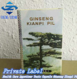 Soem-Eigenmarken-Gewicht-Gewinn kapselt Ginseng Kianpi Pil ein