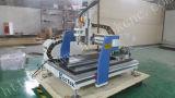El corte de alta velocidad de la T-Ranura Akg6090 tabula el ranurador del CNC para la madera