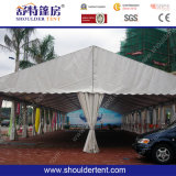 高品質アルミニウムフレームPVCカバー(SDC016)が付いているテント
