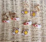 Lovely Brooch, Strawberry, Butterfly e Moon Fashion Jewellery