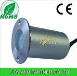 스테인리스 1W는 LED 지하 갑판을 점화한다 방수 처리한다 (JP820211)