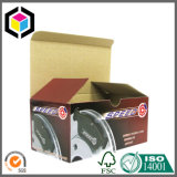 A todo color de impresión offset del freno de disco de papel corrugado caja de empaquetado