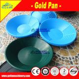 Ollas de oro de lavado de plástico para la Extracción de Oro