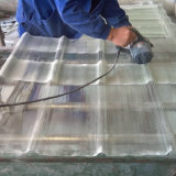 Starke hitzebeständige lichtdurchlässige FRP Dach-Blätter der Schlagbiegefestigkeit-