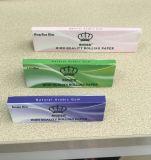 Zigaretten-Walzen des Schraubengewinde-20GSM/rauchende Haut