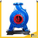 Horizontale zentrifugale elektrische Wasser-Pumpe des Fluss-25m3h 7HP