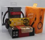 Коробка наушника любимчика упаковывая с печатание